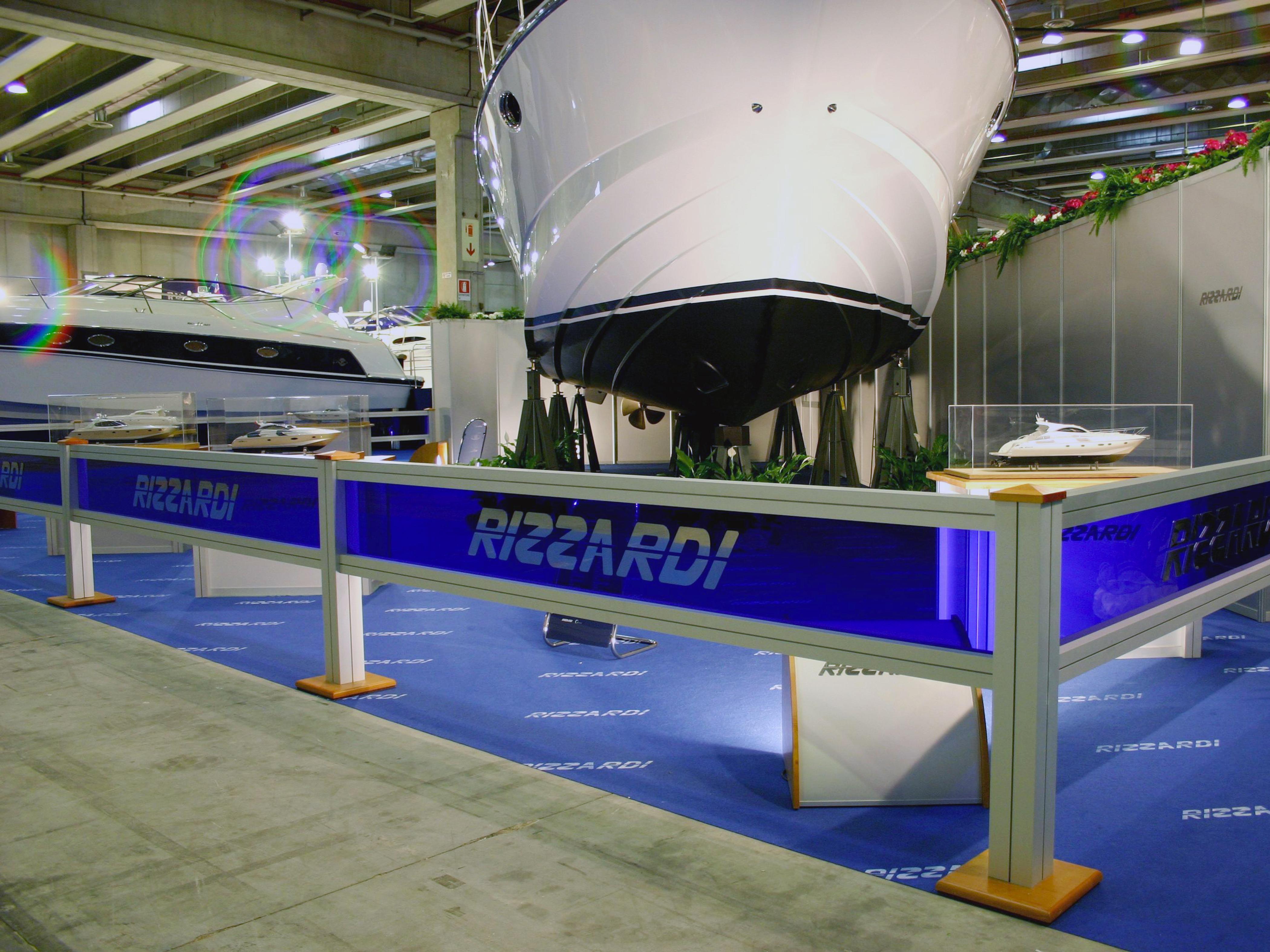 Transennature per Cantieri Navali Rizzardi