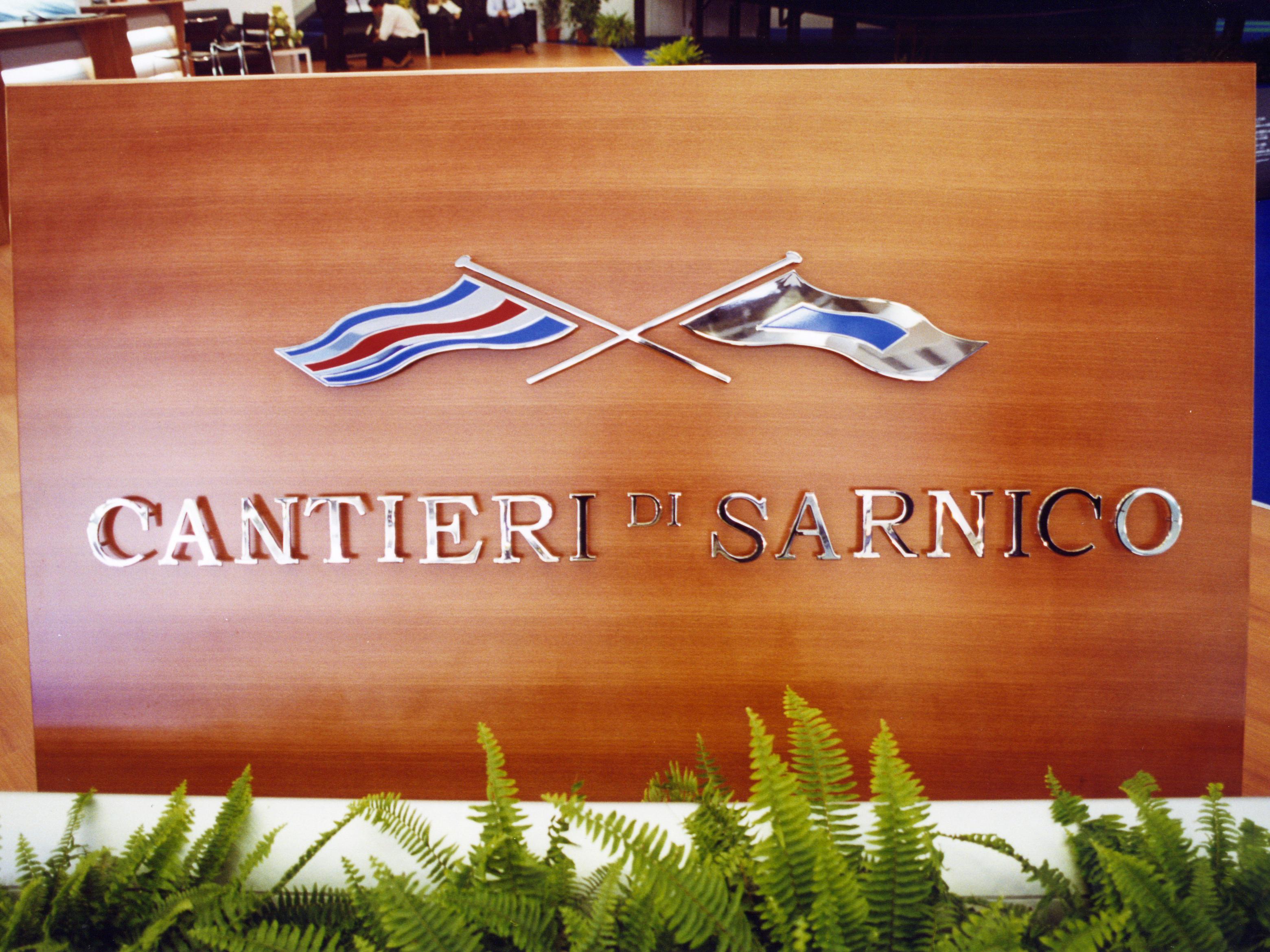 FTR Allestimenti grafiche per Cantieri Sarnico