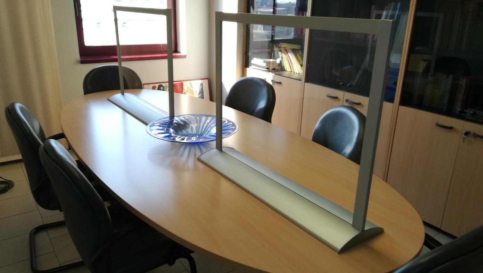 Barriere Protettive per Uffici